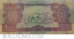Imaginea #2 a 1000 Shillings 2012