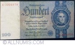 Image #1 of 100 Reichsmark 1935 (24. VI.) - U