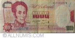 Imaginea #1 a 1000 Bolivares 1995 (5. VI.)