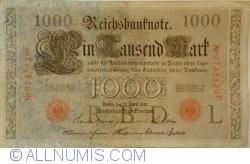 Image #1 of 1000 Mark 1910 (21. IV.) - L