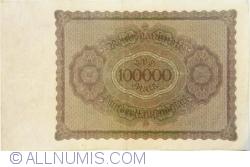 Image #2 of 100 000 Mark 1923 (1. II.) - 2