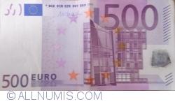 Image #1 of 500 Euro 2002 - N (Austria)