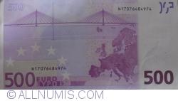 Image #2 of 500 Euro 2002 - N (Austria)