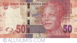 Image #1 of 50 Rand ND(2012)