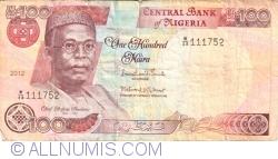 100 Naira 2012