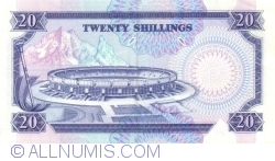 Image #2 of 20 Shillings 1988 (12. XII.)