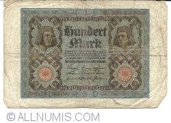Imaginea #1 a 100 Mark 1920 (1. XI.) - R