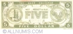 Image #1 of 5 Dollar ND