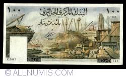 Image #1 of 100  Dinars 1964 (1. I.)