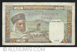 100  Francs  1945  (23. V.)