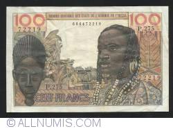 100 Franci ND (1959)