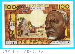 Imaginea #1 a 100 Franci 1963