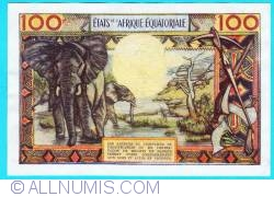 100 Francs 1963