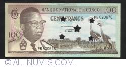 Image #1 of 100 Francs 1964 (1. VIII.)