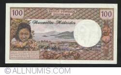 Imaginea #2 a 100 Franci ND (1970)