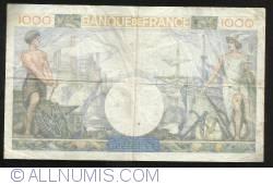 1000  Francs 1940  (28. XI.)