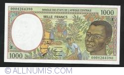 Image #1 of 1000 Francs  (20)00