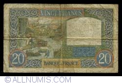 Image #2 of 20  Francs  1941 (17. VII.)