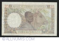 Image #2 of 25 Francs 1948 (6. I.)