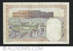 50  Franci  1939 (16. I.)