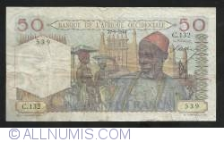 Image #1 of 50 Francs 1944 (27. IX.)