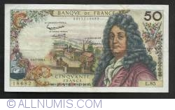 Image #1 of 50 Francs 1965 (4. III.)