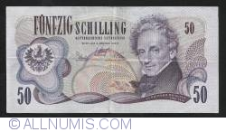 Image #1 of 50 Shilling 1970 (2. I.) (1972)