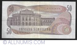 50 Shilling 1970 (2. I.) (1972)