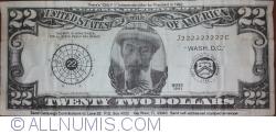 22 Dollars 1991