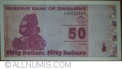 Imaginea #1 a 50 Dolari 2009