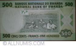 Image #2 of 500 Francs 2008 (1. II)