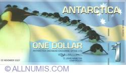 Image #1 of 1 Dollar 2007