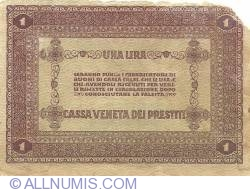 Image #2 of 1 Lira 1918