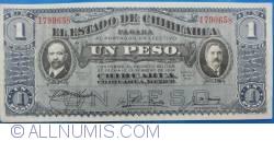 Image #1 of 1 Peso 1915 (7. X.)