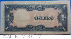 Imaginea #2 a 1 Peso ND(1943)