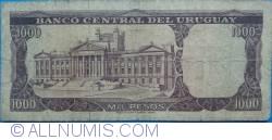 Image #2 of 1 Nuevo Peso on 1000 Pesos ND(1975)