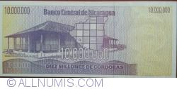 Image #2 of 10 000 000 Cordobas ND(1990)