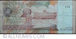 Imaginea #2 a 50000 Bolivares 1998 (24. VIII.)