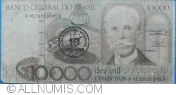 Image #1 of 10 Cruzados on 10 000 Cruzeiros ND(1986)
