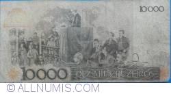 Image #2 of 10 Cruzados on 10 000 Cruzeiros ND(1986)