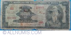 Imaginea #1 a 10 000 Cruzeiros ND(1966)