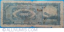 Imaginea #2 a 10 000 Cruzeiros ND(1966)