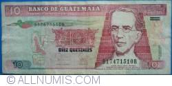 Image #1 of 10 Quetzales 2006 (25. VIII.)