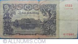 Image #2 of 10 Schilling 1950 (2. I.)