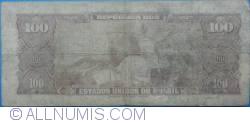 100 Cruzeiros ND(1961)