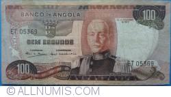 Imaginea #1 a 100 Escudos 1972 (24. XI.)