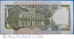 Image #2 of 100 Nuevos Pesos ND (1987)