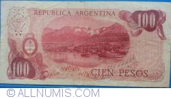 Image #2 of 100 Pesos ND(1974-1975)