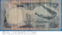 Image #2 of 100 Pesos 1994 (01. XI.)