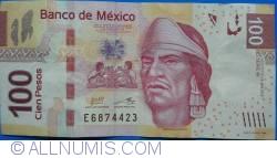 Image #1 of 100 Pesos 2012 (12. VI.) - serie W